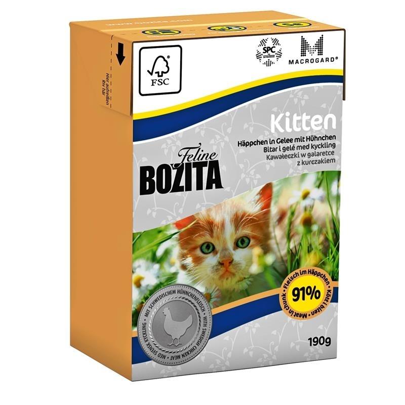 Bozita Feline Funktion Katzenfutter im Tetra Recart, Bild 4