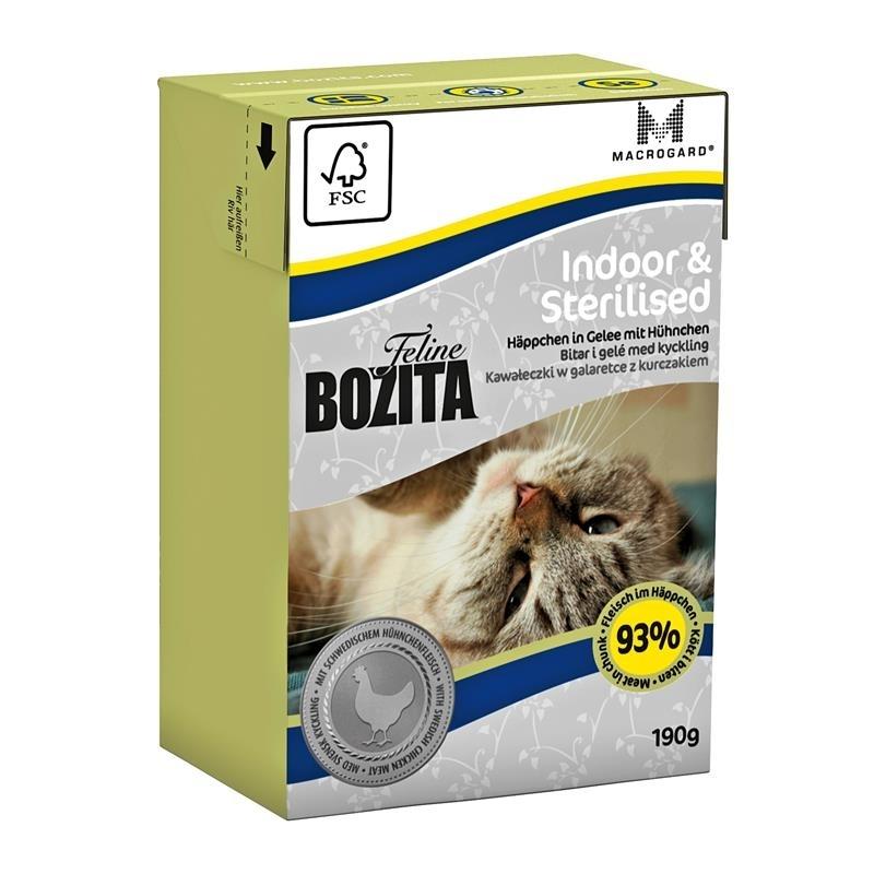 Bozita Feline Funktion Katzenfutter im Tetra Recart, Bild 6