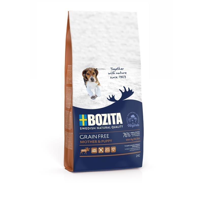 Bozita Grain Free Mother & Puppy Hundefutter