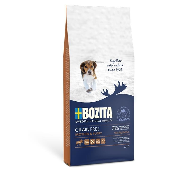 Bozita Grain Free Mother & Puppy Hundefutter, Bild 2