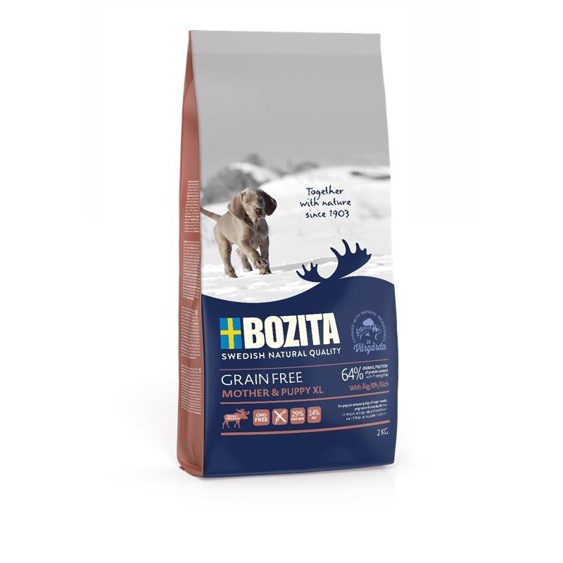 Bozita Grain Free Mother & Puppy XL für große Rassen