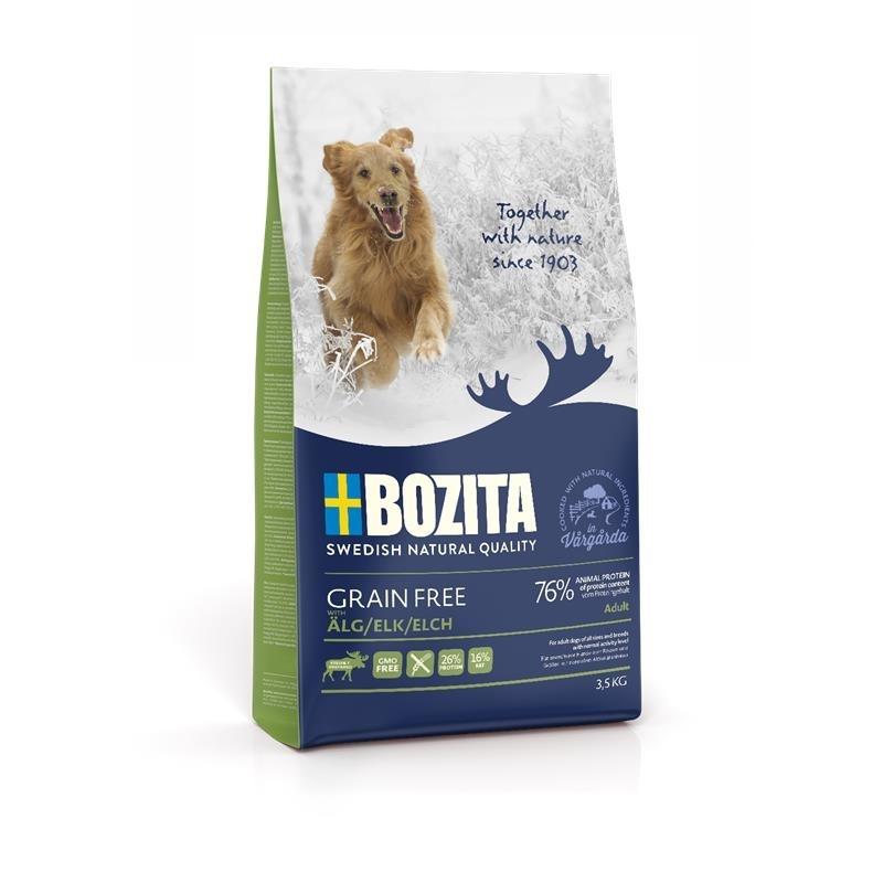 Bozita Hundefutter Grain Free Elch, Bild 2