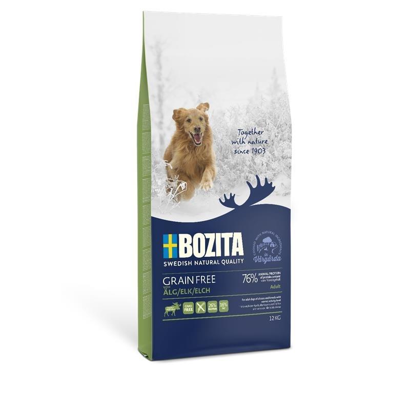 Bozita Hundefutter Grain Free Elch, Bild 3