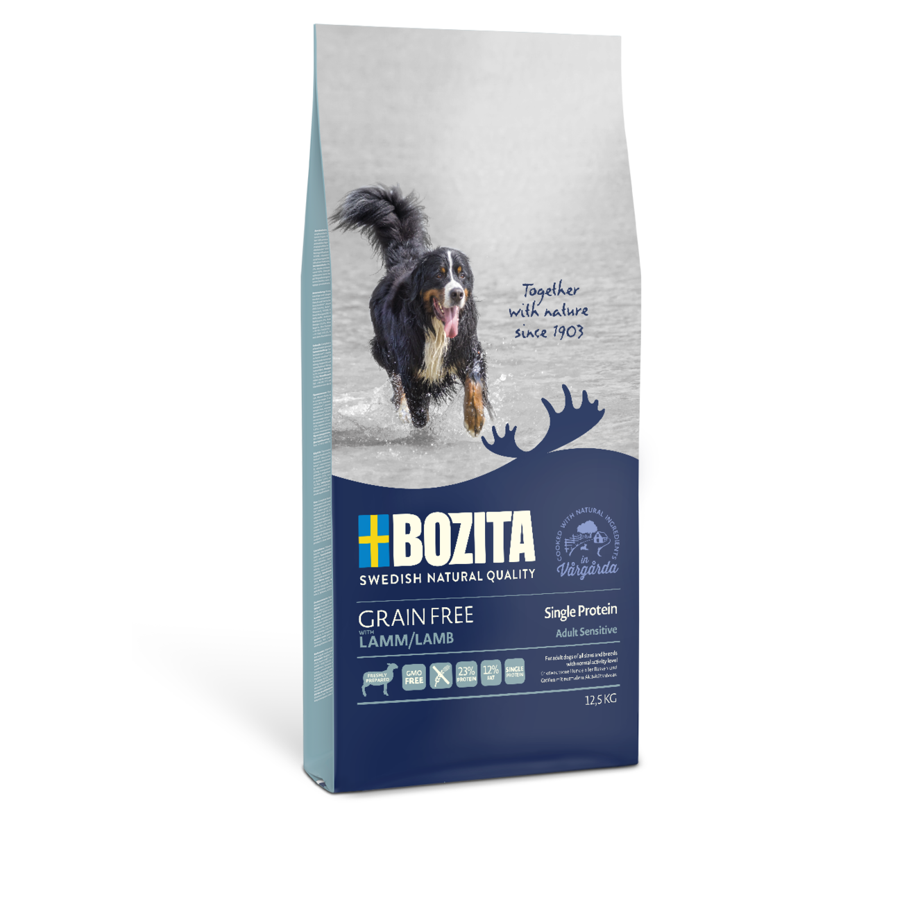 Bozita Hundefutter Grain Free Lamm, Bild 3