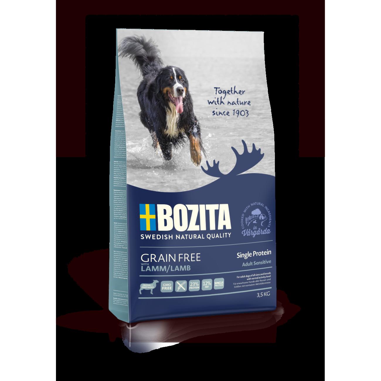 Bozita Hundefutter Grain Free Lamm, Bild 2