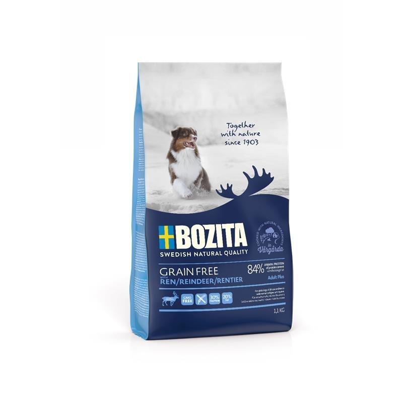 Bozita Hundefutter Grain Free Rentier