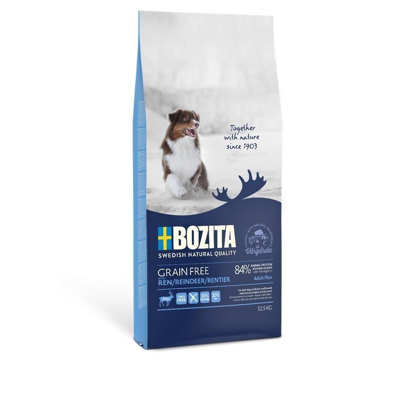 Bozita Hundefutter Grain Free Rentier, Bild 3