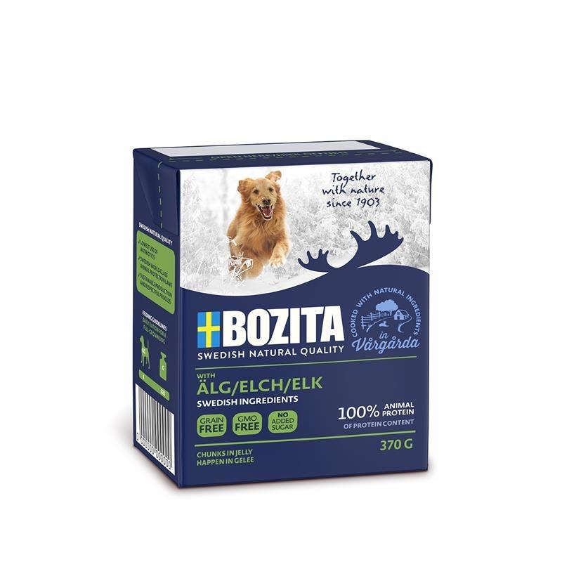 Bozita Happen in Gelee Nassfutter für Hunde, Bild 3