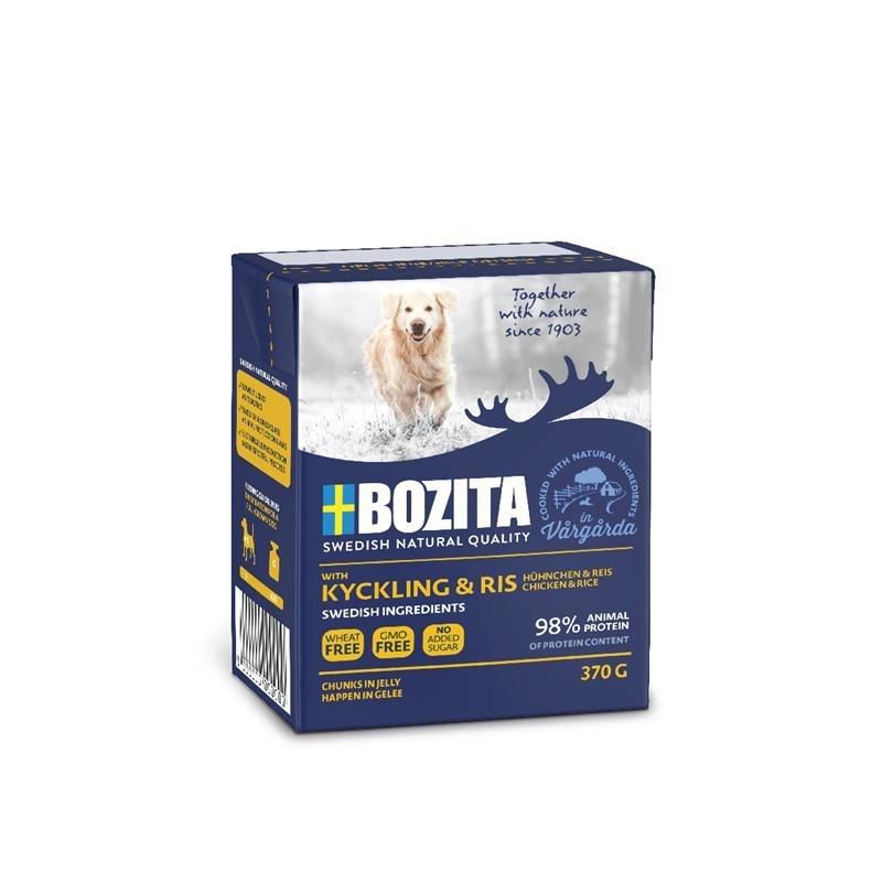 Bozita Happen in Gelee Nassfutter für Hunde, Bild 4