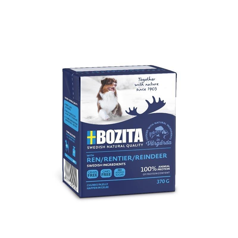 Bozita Happen in Gelee Nassfutter für Hunde, Bild 5