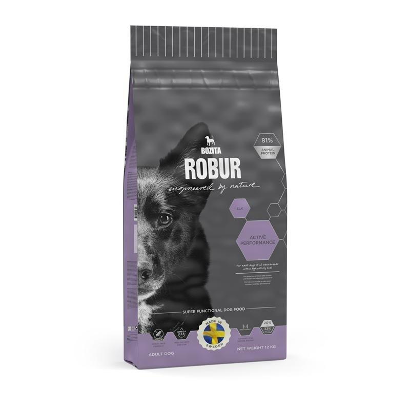 Bozita Robur Active Performance Hundefutter