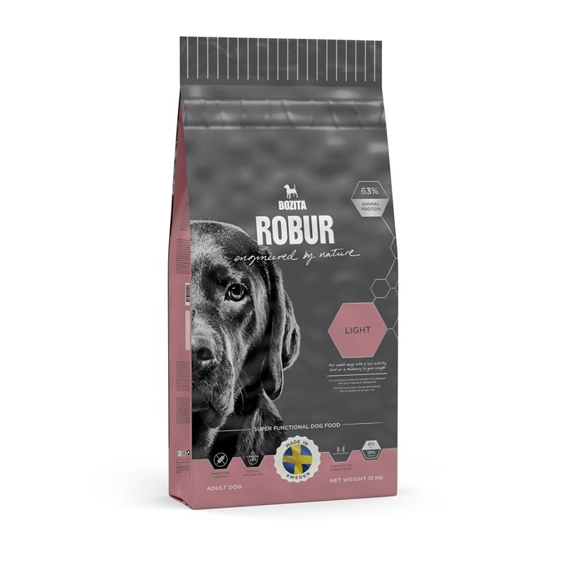 Bozita Robur Light Hundefutter, 12kg