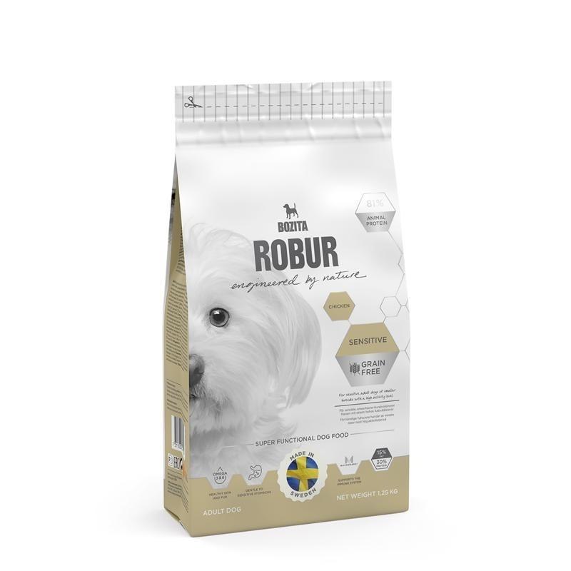 Bozita Robur Sensitive Grain Free Chicken Preview Image