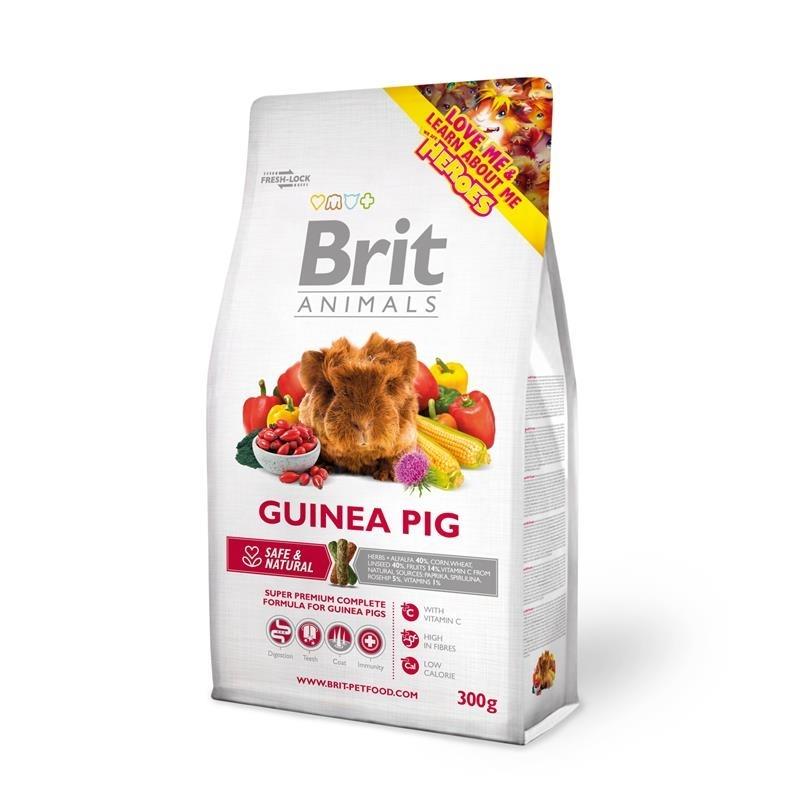 Brit Animals Guinea Pig Complete Meerschweinchen Futter