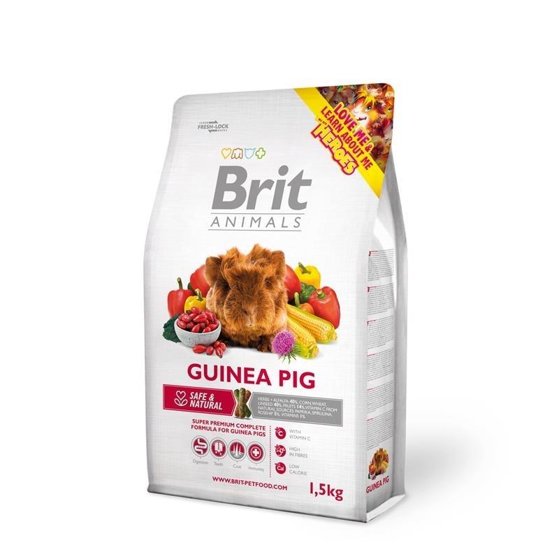 Brit Animals Guinea Pig Complete Meerschweinchen Futter, Bild 2