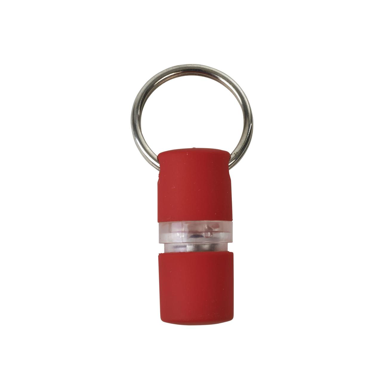 Kruuse B'seen 360° Leuchtanhänger, Rot