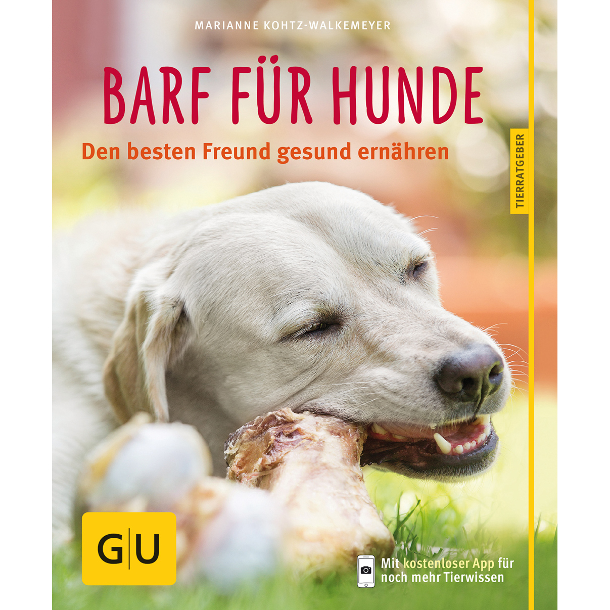GU Verlag Buch - BARF für Hunde