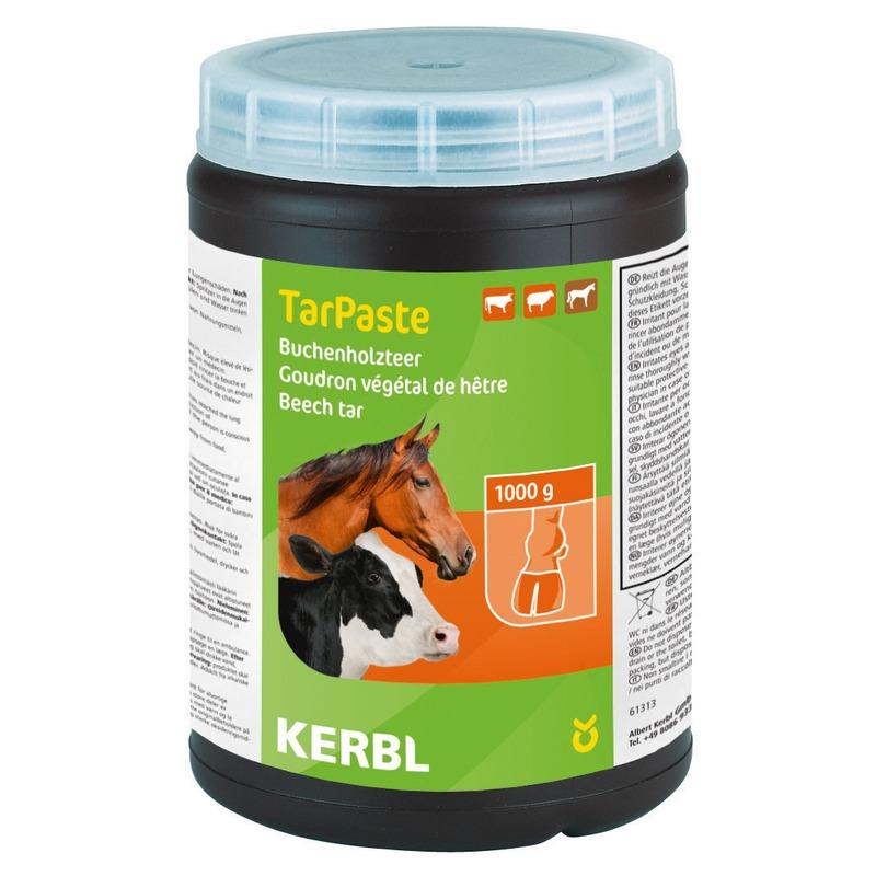 Kerbl Buchenholzteer TarPaste zur Hufpflege, 1 kg