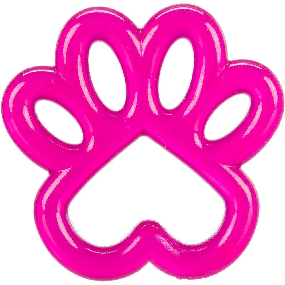 Trixie Bungee Pfote Hundespielzeug, 12 cm, diverse