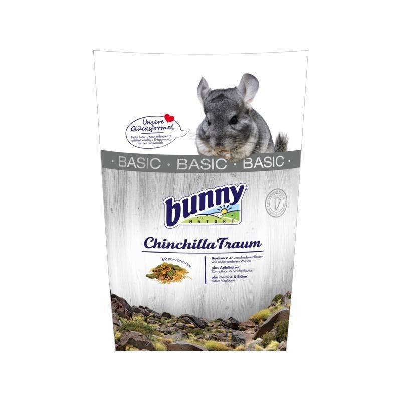 Bunny ChinchillaTraum basic, 1,2 kg