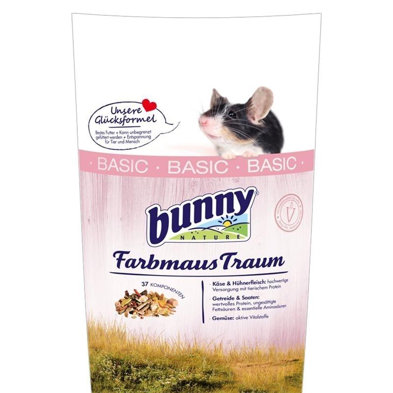 Bunny Farbmaus Traum basic, 500 g