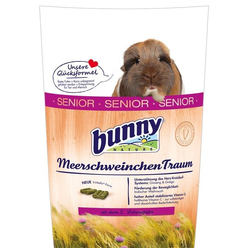 Bunny MeerschweinchenTraum Senior, 1,5 kg