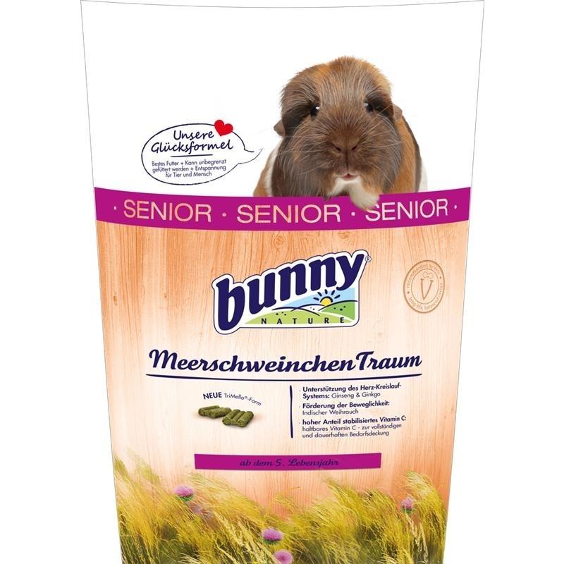 Bunny MeerschweinchenTraum Senior, 750 g