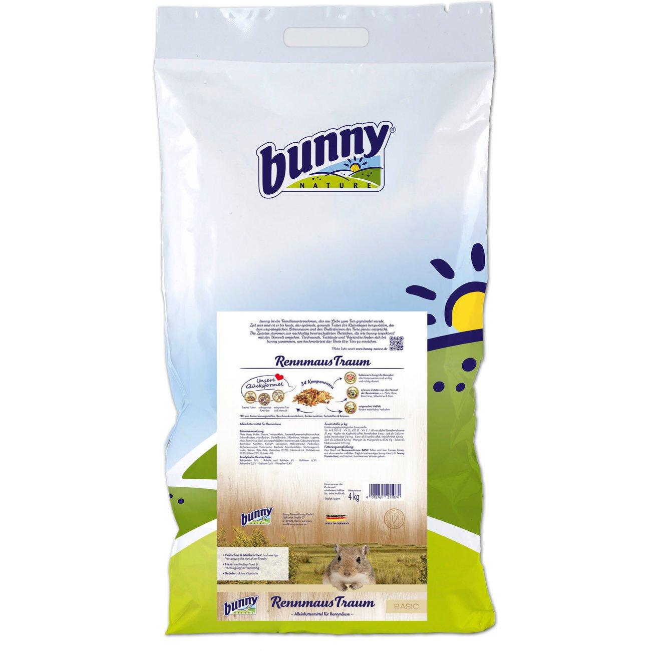 Bunny RennmausTraum basic, 4 kg