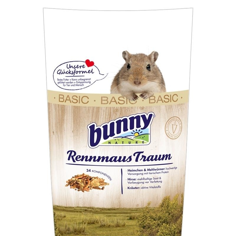 Bunny RennmausTraum basic, 600 g