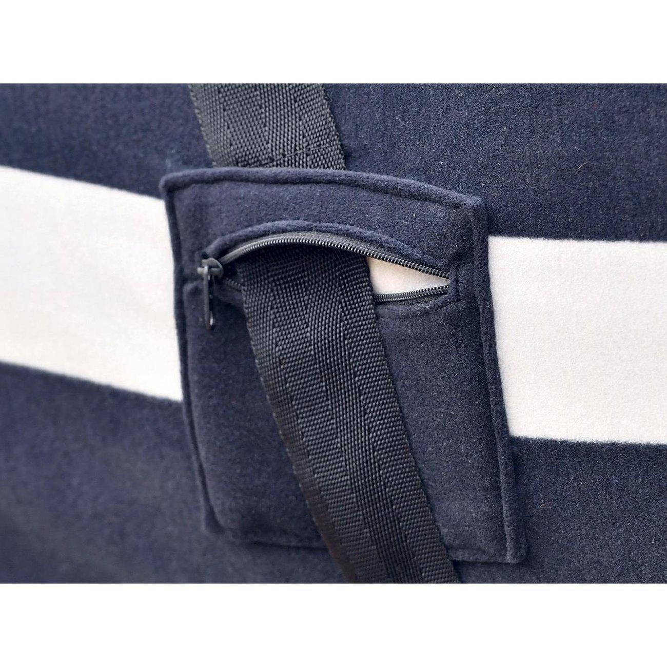 BUSSE Abschwitzdecke Stripes, Bild 5