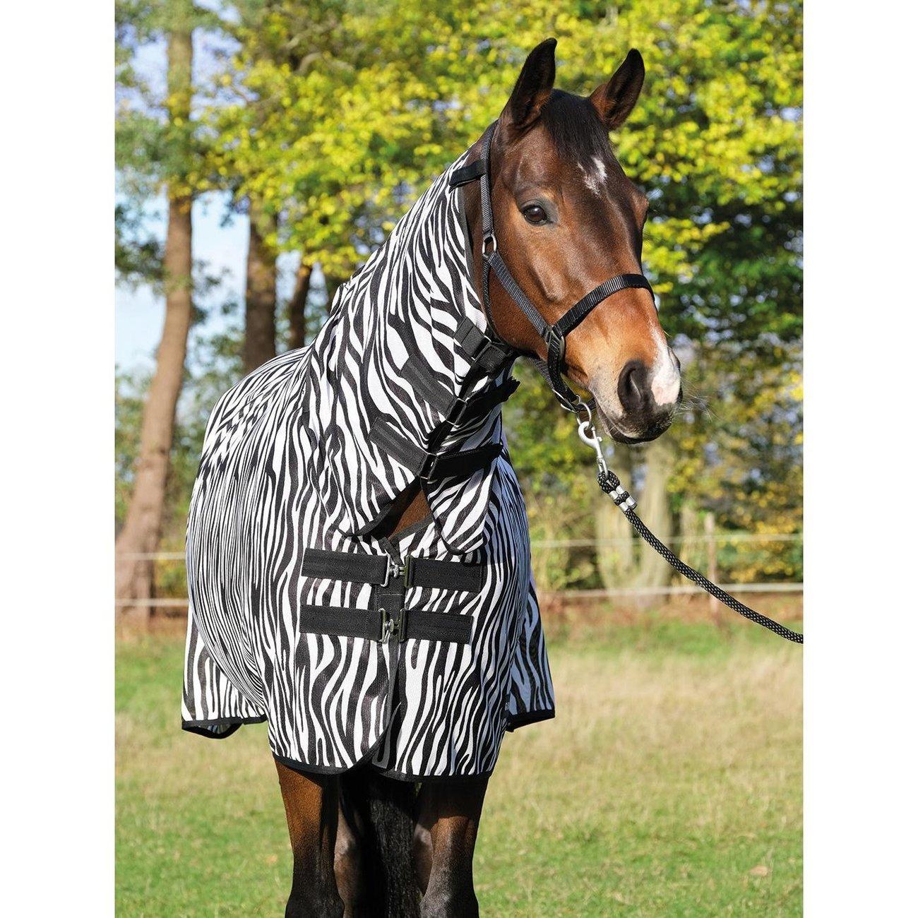 BUSSE Paddock Fliegendecke Comfort Pro Zebra