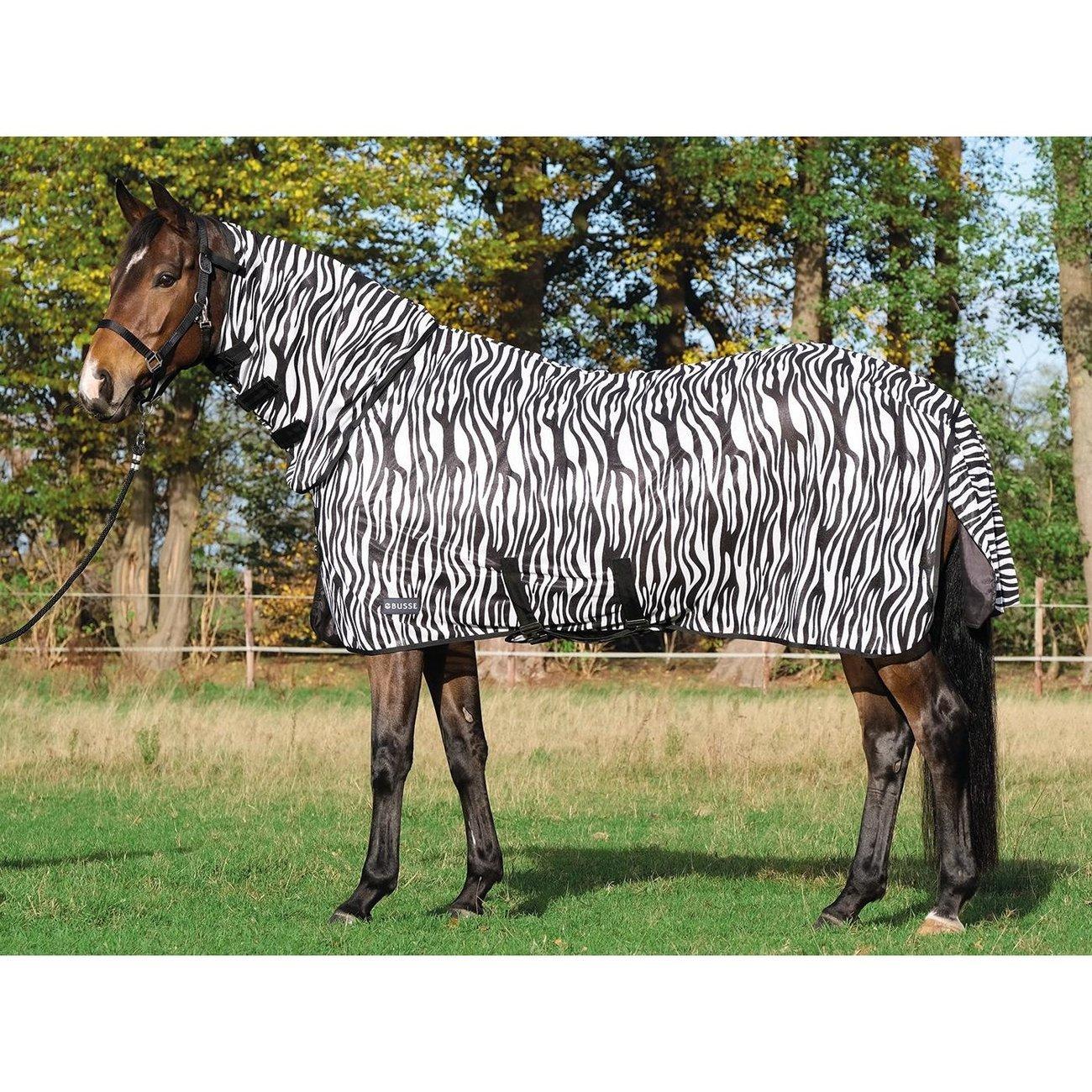 BUSSE Paddock Fliegendecke Comfort Pro Zebra, Bild 3