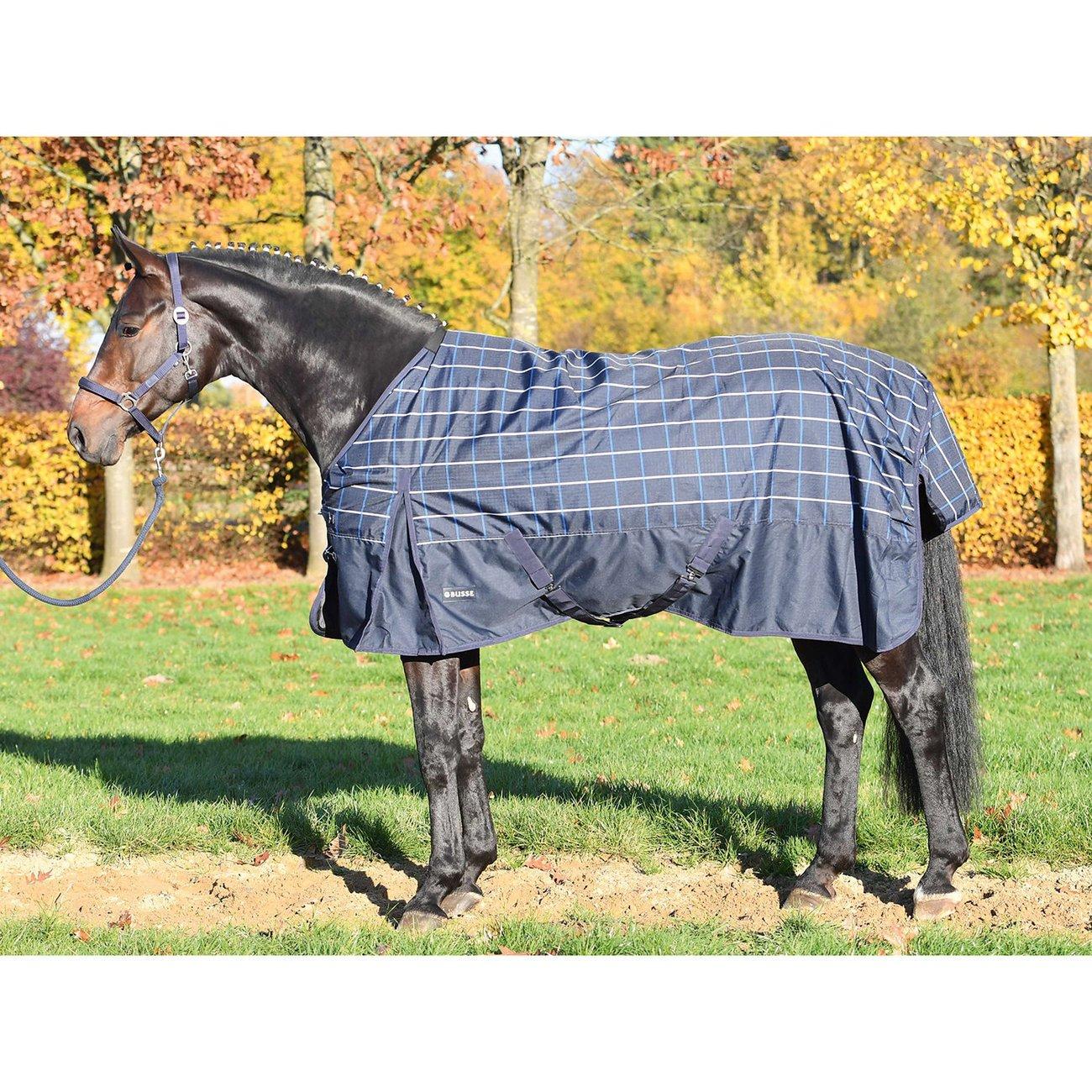 BUSSE Paddockdecke Turn Design Fleece