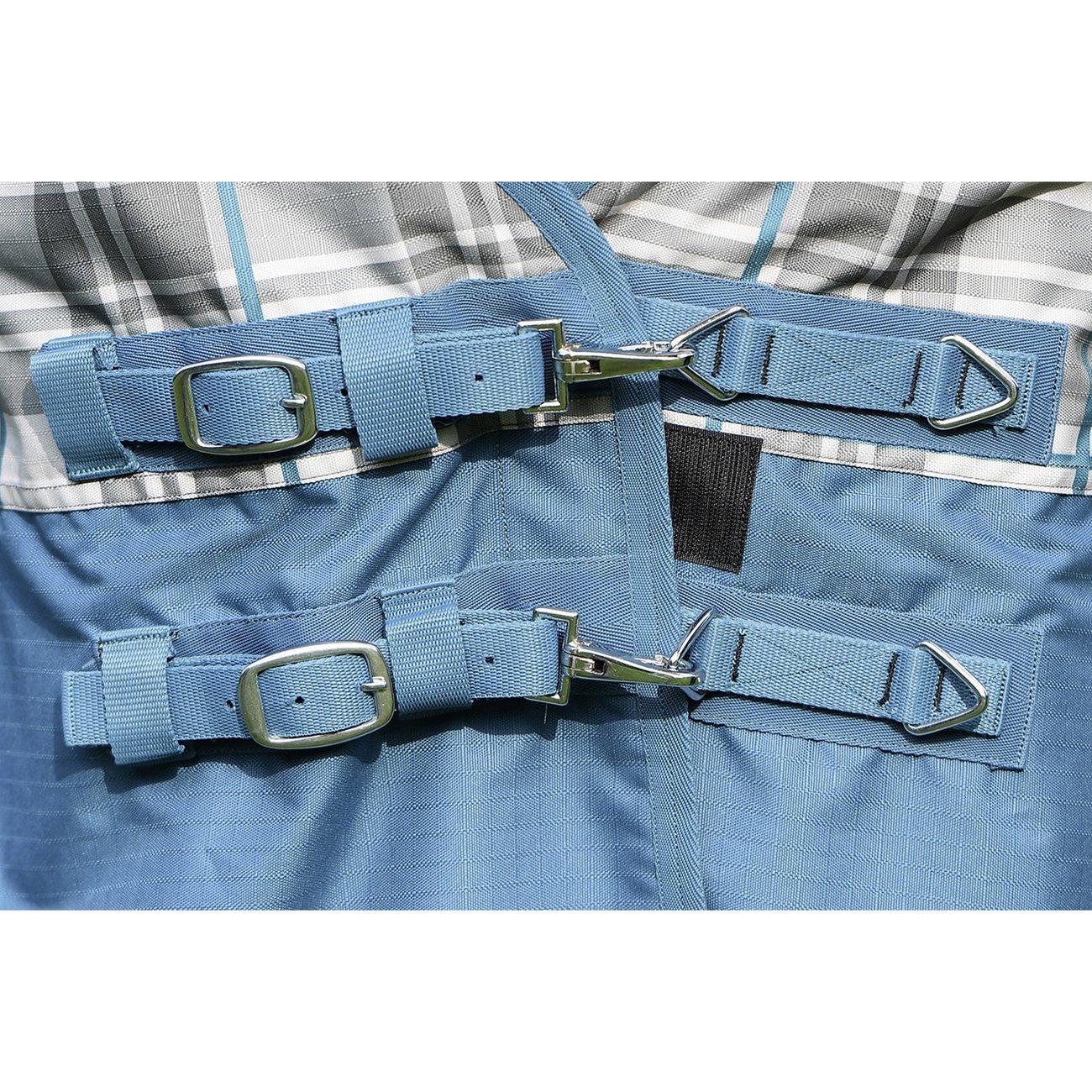 BUSSE Paddockdecke Turn Design Fleece, Bild 4