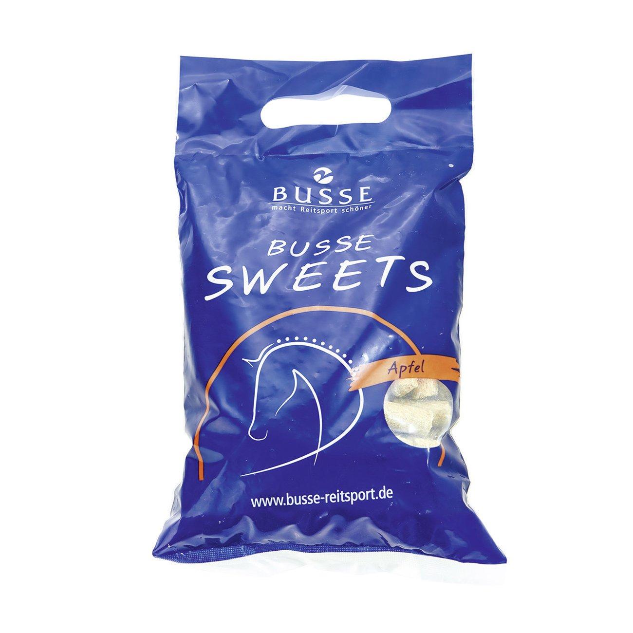 BUSSE Pferdeleckerlis Sweets, 1 kg - Apfel