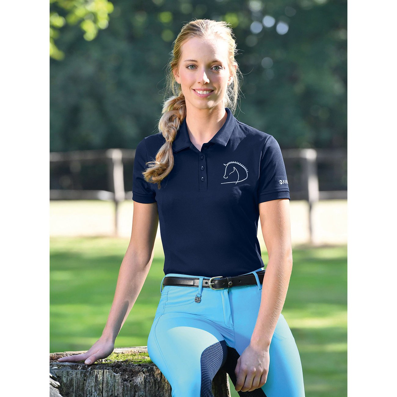 BUSSE Polo Shirt Crew, Bild 4