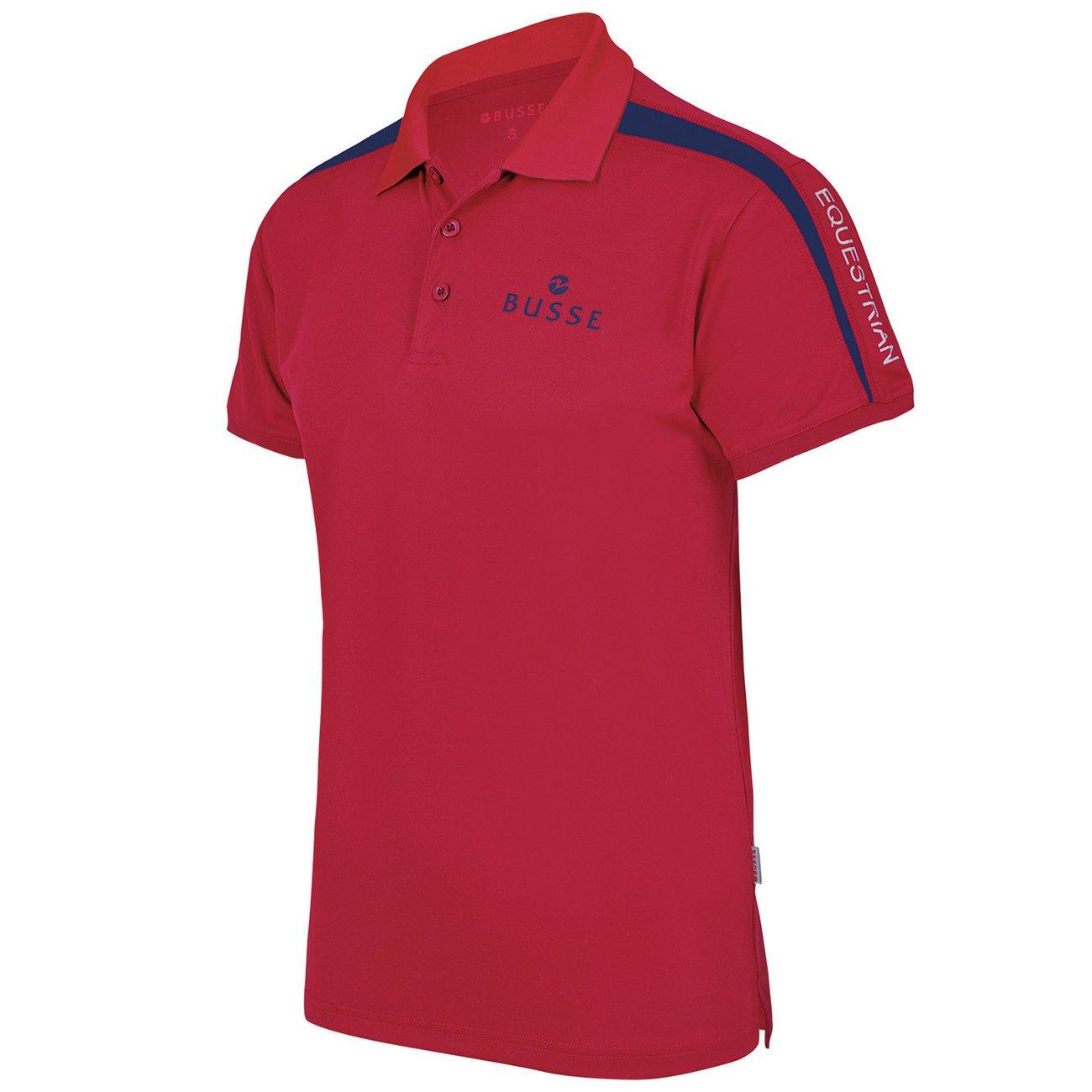 BUSSE Polo Shirt Harper Tech, Bild 3