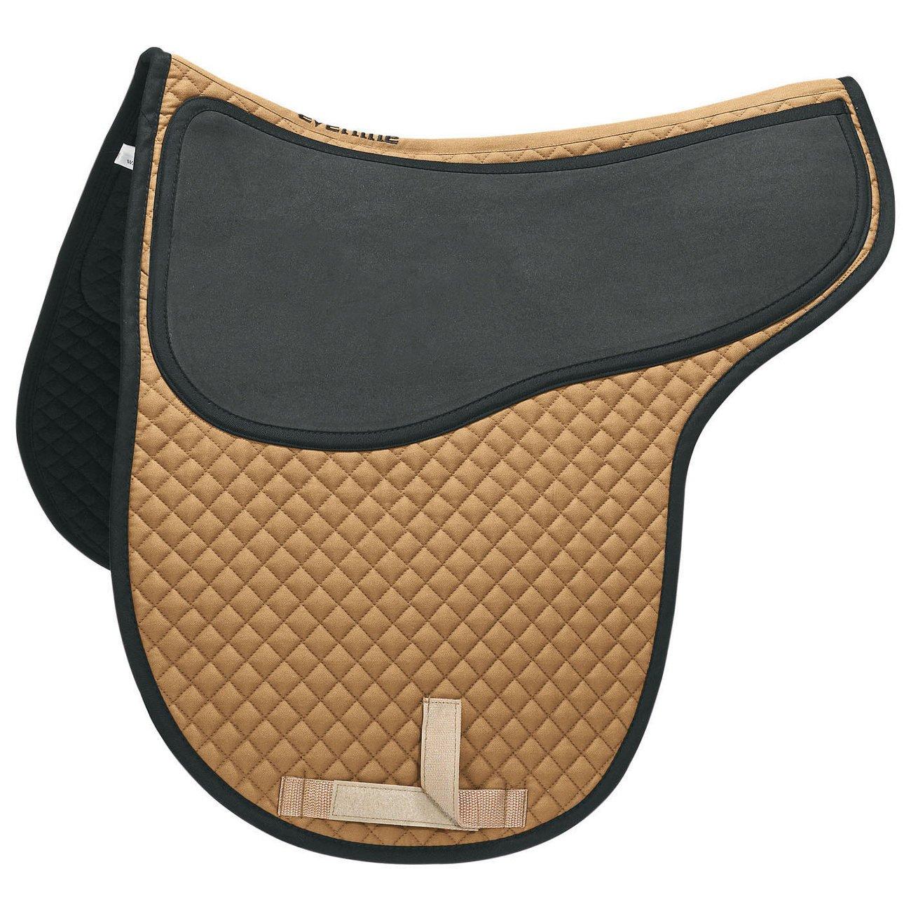 BUSSE Satteldecke Perfect Fit, Dressur, Voll-, Warmblut - caramel, black