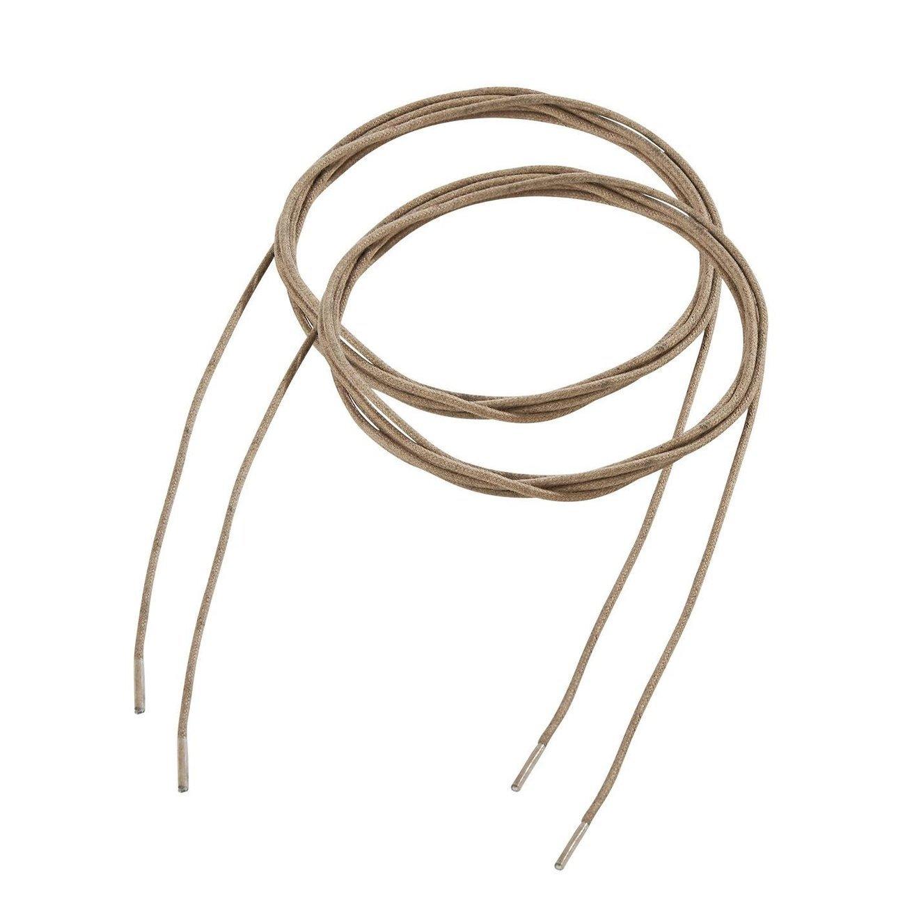 BUSSE Schnürsenkel Laval, Länge 260 cm, beige