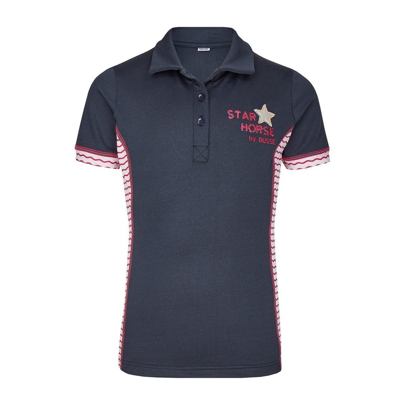 BUSSE Star Horse Polo Shirt