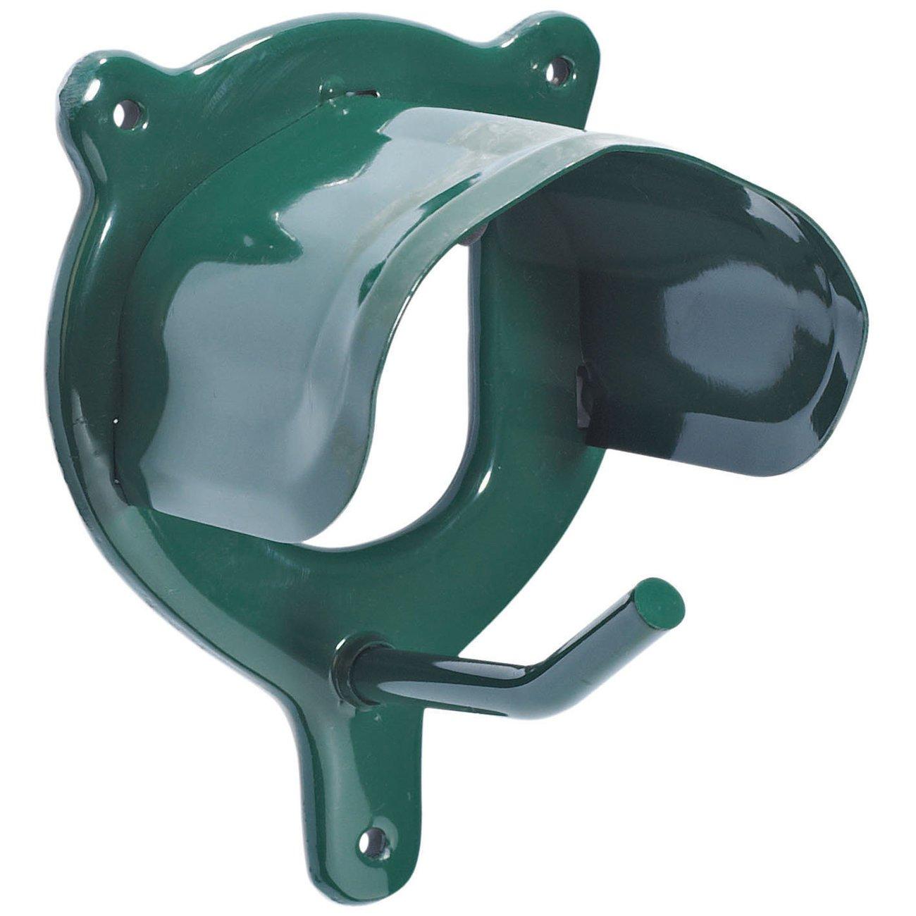 BUSSE Trensenhalter Metall, grün