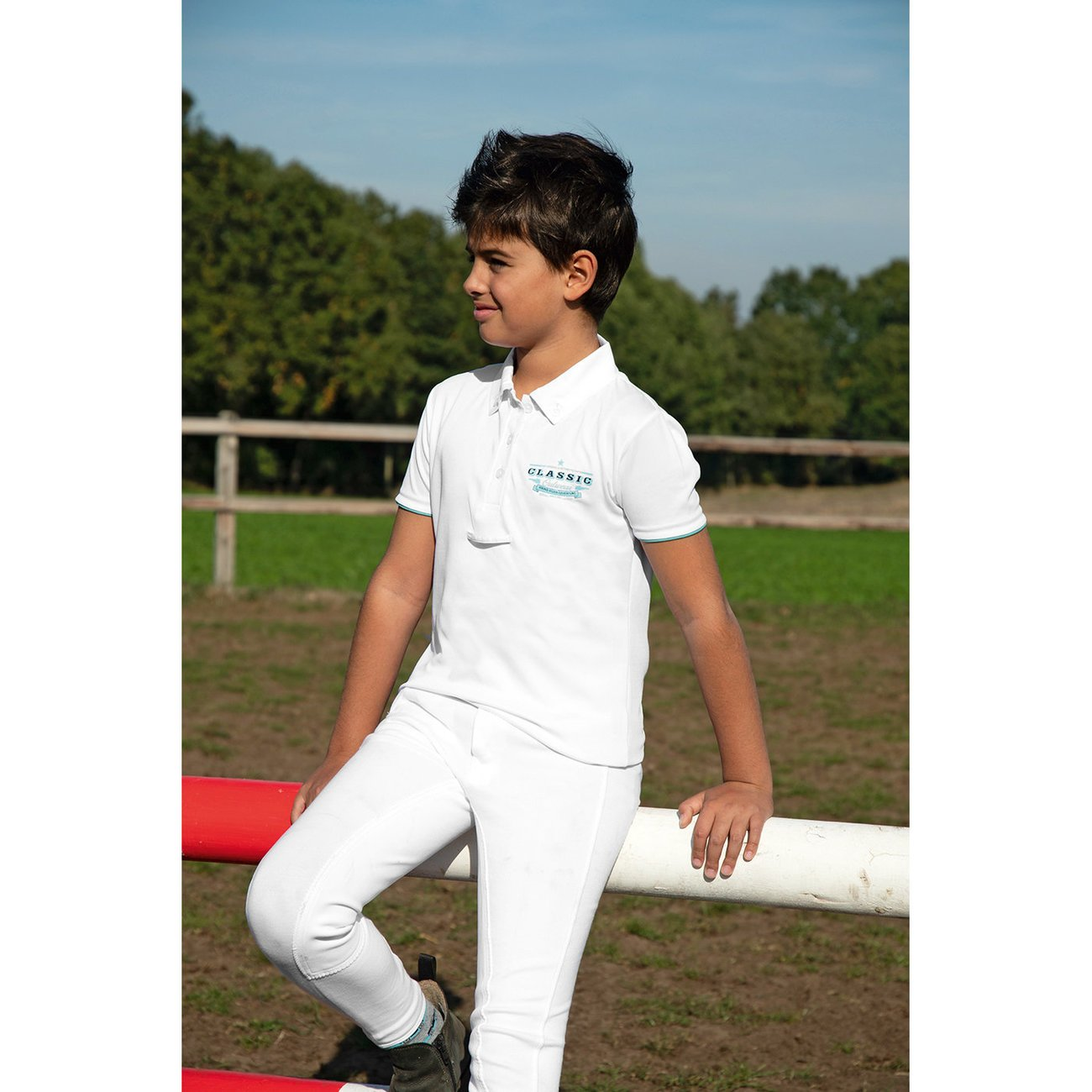 BUSSE Turnier Shirt Anton Junior Preview Image