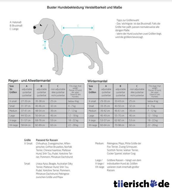 Buster Hunderegenmantel Buster, Bild 8