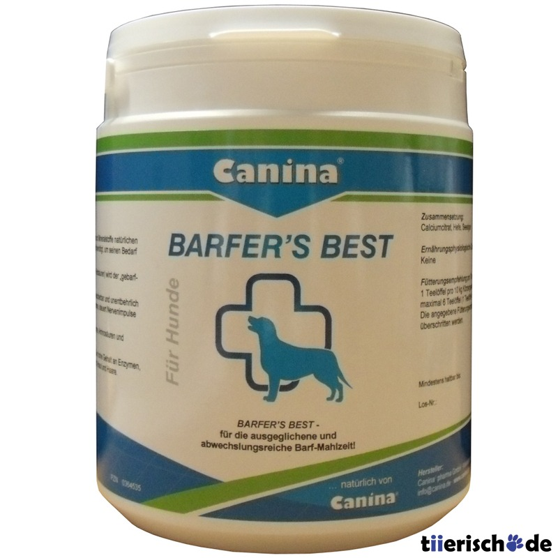 Canina Barfers Best Pulver, Bild 2