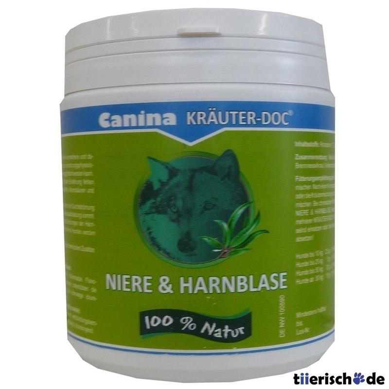 Canina KRÄUTER-DOC Niere & Harnblase