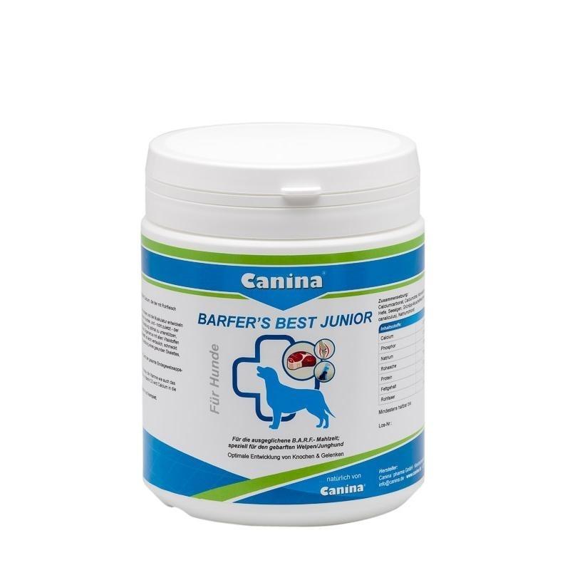 Canina Pharma Barfers Best Junior