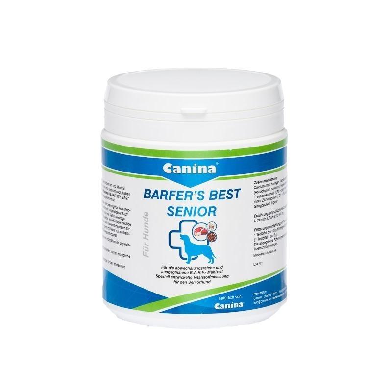 Canina Pharma Barfers Best Senior