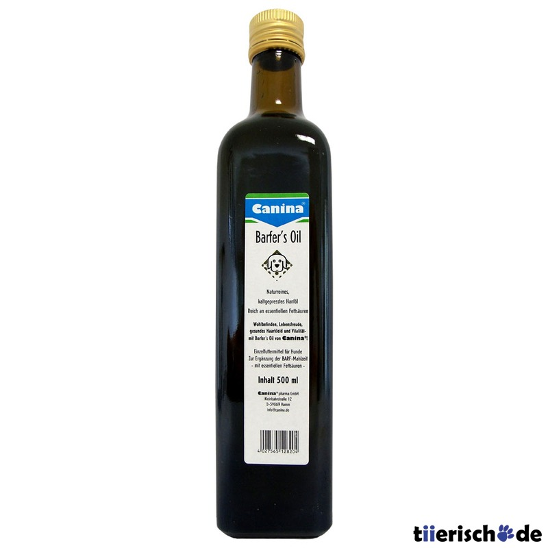 Canina Pharma Barfers Oil