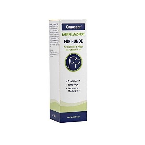 Canosept Zahnpflegespray für Hunde, 100 ml