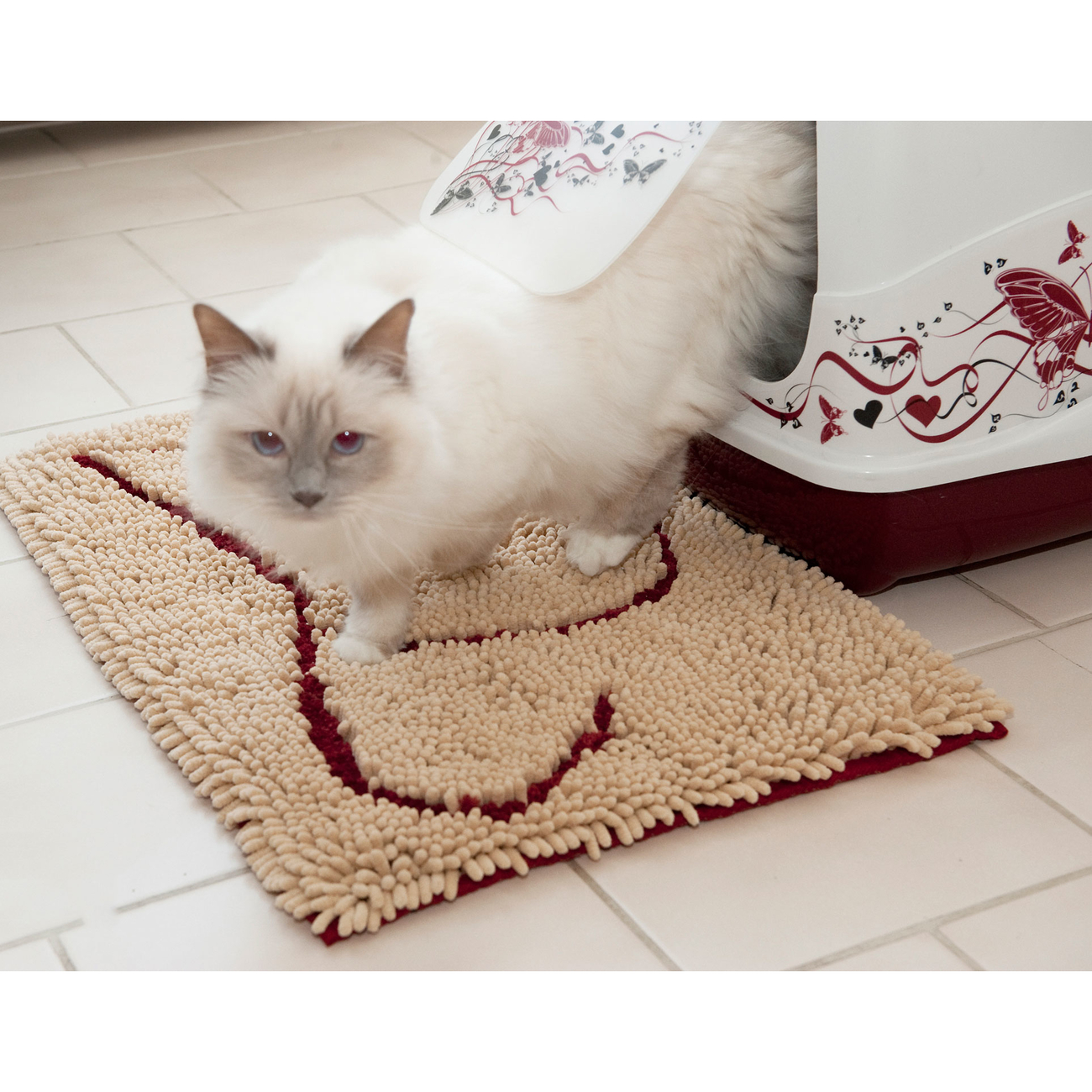 Dog Gone Smart Cat Litter Mat Katzenmatte, Bild 6